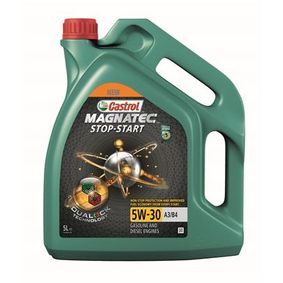 FORD FOCUS Aceite motor 15C94D from CASTROL Top calidad