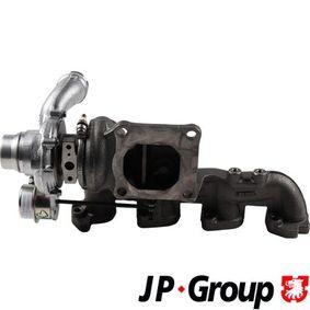 JP GROUP Lader, Aufladung 1211269 für OPEL, FORD bestellen