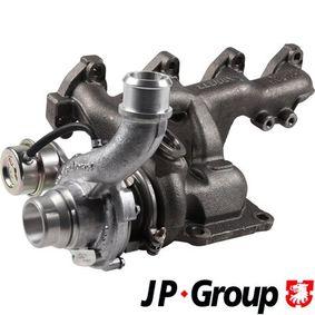 1211269 für OPEL, FORD, Lader, Aufladung JP GROUP (1517401400) Online-Shop