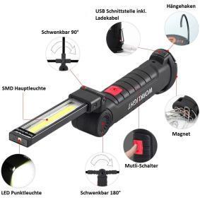 Lanternas de mão para automóveis de ROCCO: encomende online