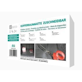 Kofferbak / bagageruimte schaalmat voor autos van ROCCO: online bestellen