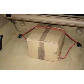 0568 Corda elastica con ganci per veicoli
