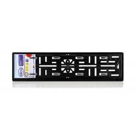 Licence plate holders for cars from ALCA: order online
