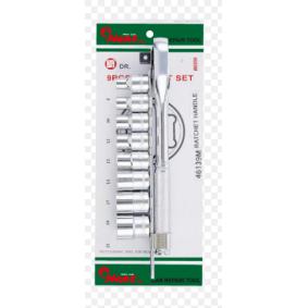 HANS Steckschlüsselsatz 46139D Online Shop