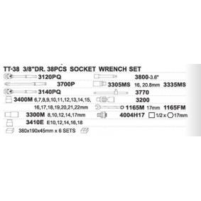 Werkzeugmodul TT-38 HANS