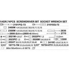 Werkzeugmodul TT-43H HANS