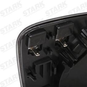STARK SKMGO-1510312 Spiegelglas, Außenspiegel OEM - 5G0857521 SEAT, SKODA, VW, VAG günstig