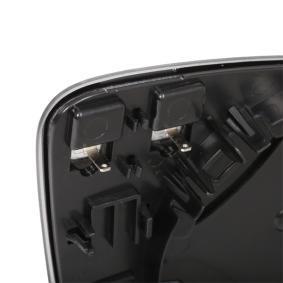 RIDEX 1914M0312 Spiegelglas, Außenspiegel OEM - 5G0857521 SEAT, SKODA, VW, VAG günstig