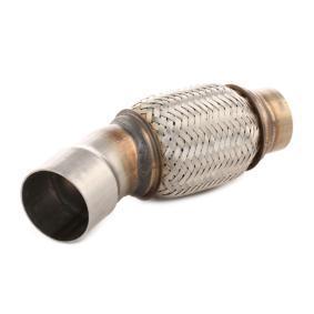 RIDEX 3971F0008 Flexrohr, Abgasanlage OEM - 18307797642 BMW, EuroFlo günstig