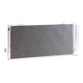 RIDEX Kondensator, Klimaanlage (448C0322) niedriger Preis