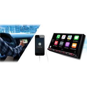 CLARION Multimediální přijímač NX807E v nabídce