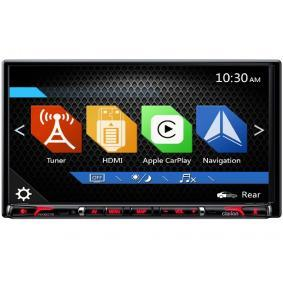 Multimedia receiver for cars from CLARION: order online