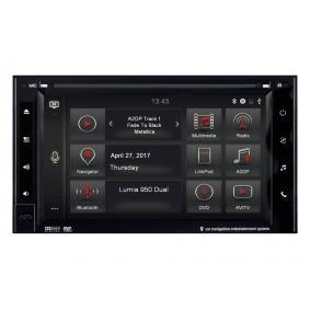 VN630W Multimedia receiver for vehicles
