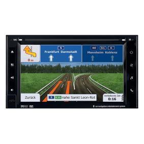 Multimedia-vastaanotin autoihin ESX-merkiltä - halvalla