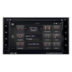 VN630W Multimediamottagare för fordon