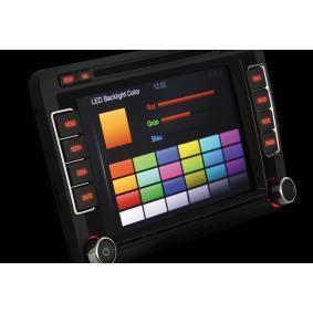 VN720VW Multimediální přijímač pro vozidla