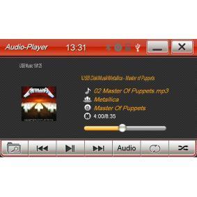 ESX Multimedia-Empfänger VN720VW im Angebot
