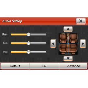 VN720VW ESX Multimedie modtager billigt online