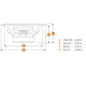 Reproduktory pro auta od HERTZ – levná cena