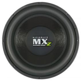MXZ12D2 Subwoofery pro vozidla