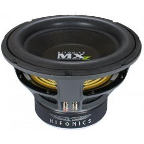 Subwoofers for cars from HIFONICS: order online