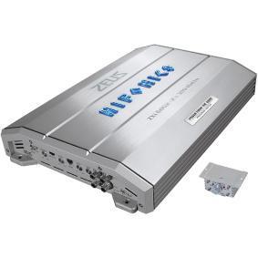 Kfz Audio-Verstärker von HIFONICS bequem online kaufen