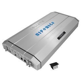 Аудио-усилвател за автомобили от HIFONICS: поръчай онлайн