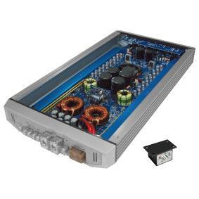AtlasX4 Audio zesilovač pro vozidla