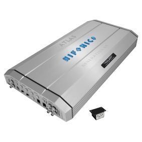 Wzmacniacz audio do samochodów marki HIFONICS: zamów online