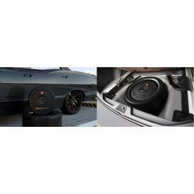 BassproHub Ηχεία απόδοσης χαμηλών συχνοτήτων για οχήματα