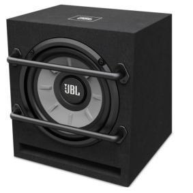 Aktiv baslåda för bilar från JBL: beställ online