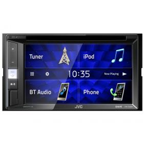 Multimedia receiver for cars from JVC - cheap price