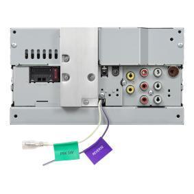 KW-V250BT Multimedia-receiver voor voertuigen