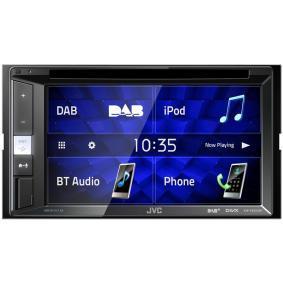 JVC Multimedia-receiver KW-V255DBT in de aanbieding