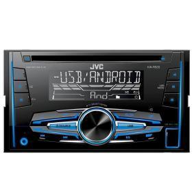 Stark reduziert: JVC Auto-Stereoanlage KW-R520