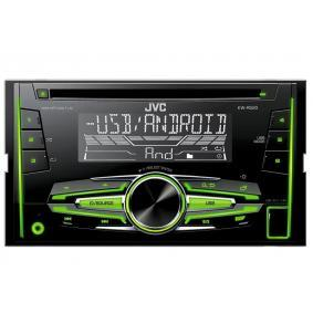 Stereos for cars from JVC - cheap price