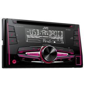 Στερεοφωνικά για αυτοκίνητα της JVC: παραγγείλτε ηλεκτρονικά