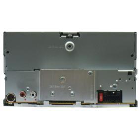 KW-R520 Stereos voor voertuigen