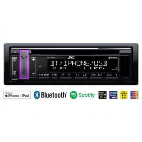 Stereos for cars from JVC: order online