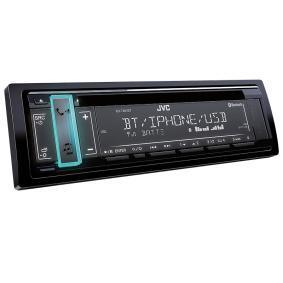 Stereoanläggning för bilar från JVC – billigt pris