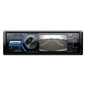 Stereot autoihin JVC-merkiltä: tilaa netistä