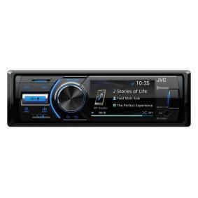 Stereot autoihin JVC-merkiltä - halvalla