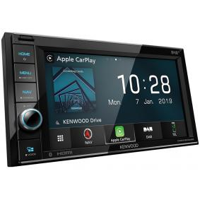 Multimedia receiver for cars from KENWOOD: order online