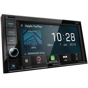 Δέκτης πολυμέσων για αυτοκίνητα της KENWOOD: παραγγείλτε ηλεκτρονικά