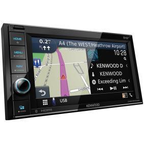 DNR4190DABS Multimedia-receiver voor voertuigen