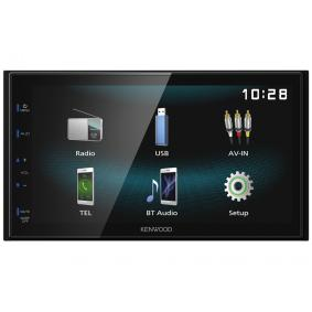 Multimedia receiver for cars from KENWOOD - cheap price