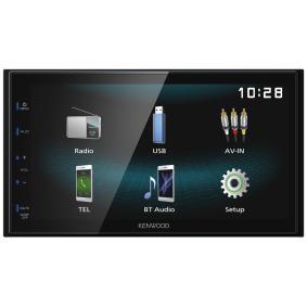 Multimedia-receiver voor auto van KENWOOD: voordelig geprijsd