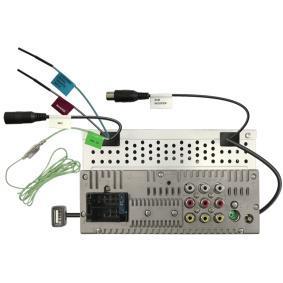 DMX125DAB Multimedie modtager til køretøjer