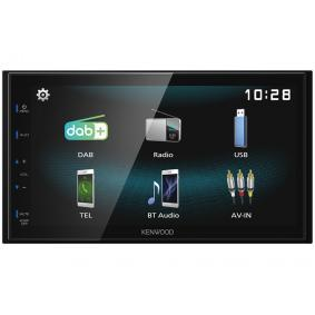 DMX125DAB KENWOOD Multimedia receiver cheaply online