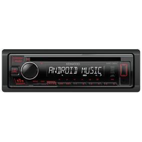KDC-130UR Stereo pro vozidla